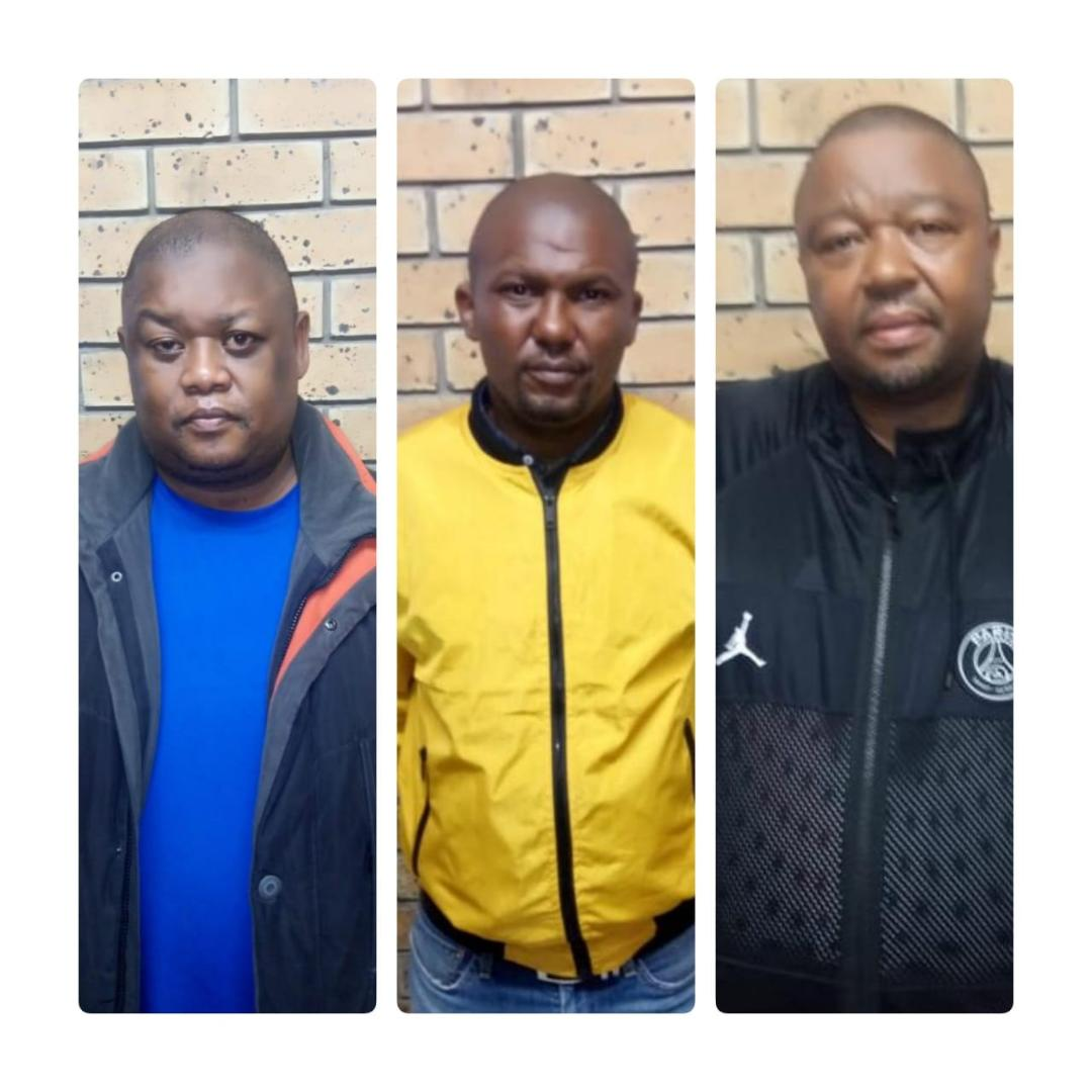 Three contractors to appear in court in November